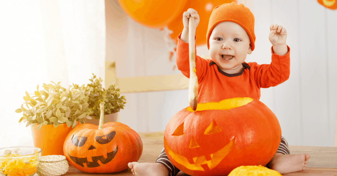Baby Sign Language for Fall and Halloween!