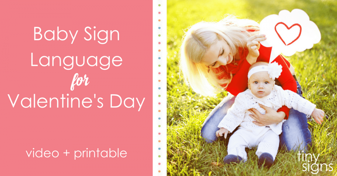 Signs for Valentine's Day