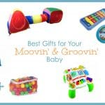 Gift Guide for Busy Babies