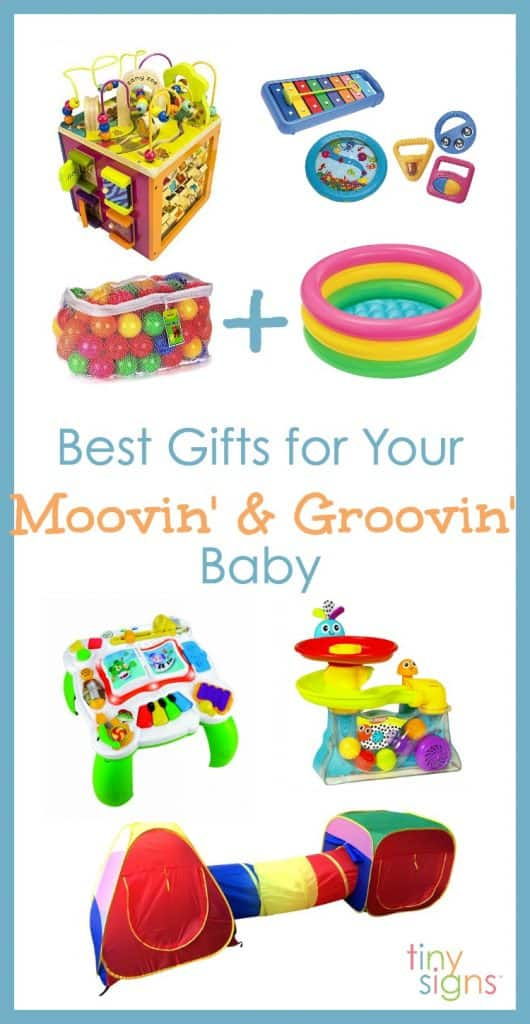 Baby Gifts For Parents Who Have Everything : Best holiday gifts for busy babies tiny signs
