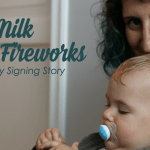Tiny Signs Member Spotlight – Yael's Story
