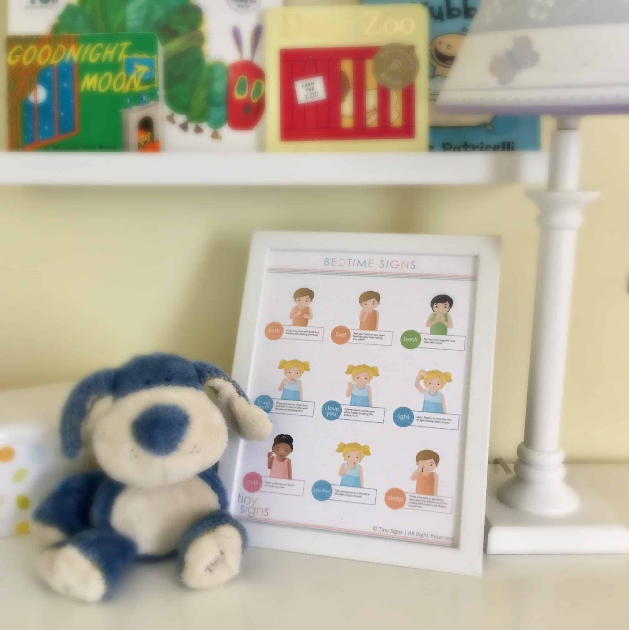 photo about Printable Baby Sign Language named Boy or girl Indication Language Charts - Very little Indicators