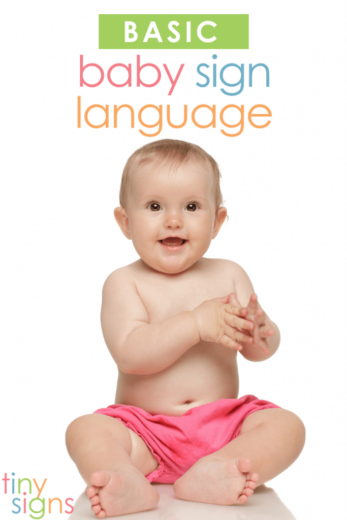 Learn how to do 10 easy signs with this super simple guide to basic baby sign language.